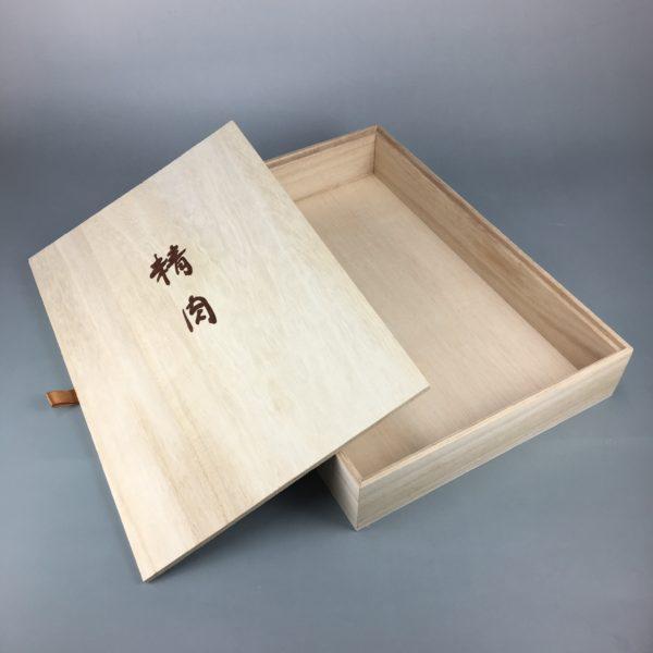 精肉用木箱