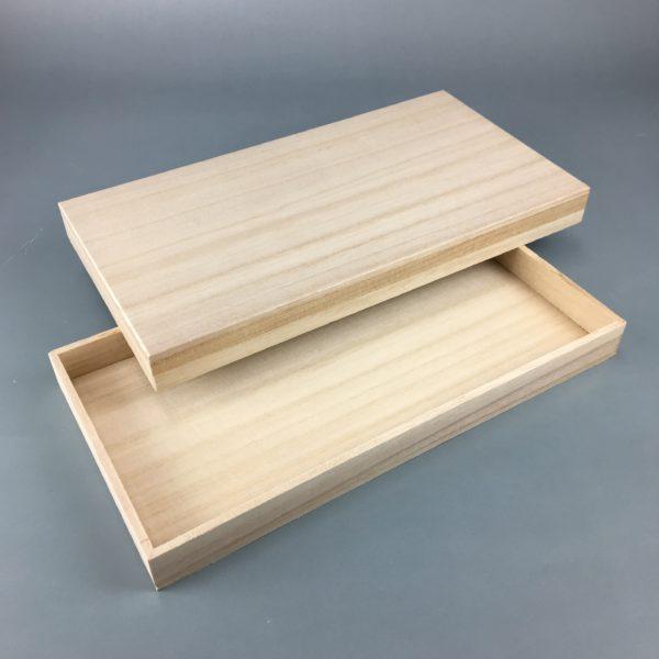 商品券用木箱