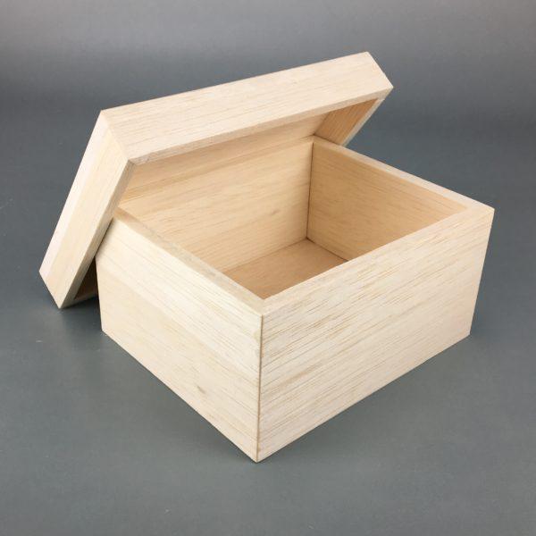 カブセ蓋木箱