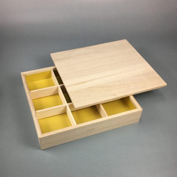 旬菜盛り合せ用木箱