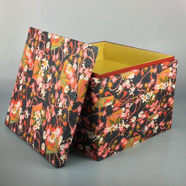 食品パッケージ向け木箱
