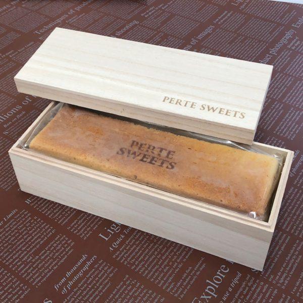 パウンドケーキ用木箱
